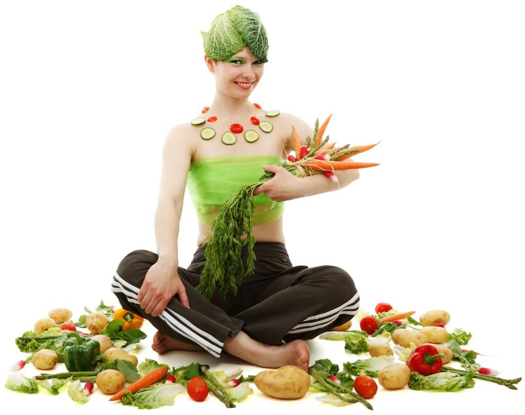 Veganí říkají, že jim rostlinná strava zlepšila zdraví (Public Domain)