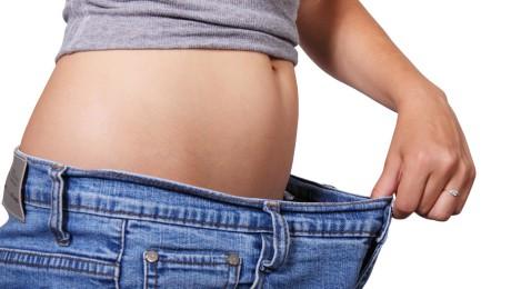 Když zvolíte správný jídelníček, sport a určíte si cíl, tak určitě zhubnete (Public Domain)