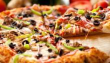 Pizza jako z pizzerie (zdroj: ukazjakvaris.cz)