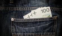 Podle některých odborníků jsou peníze téměř bezcenné. (Public Domain)