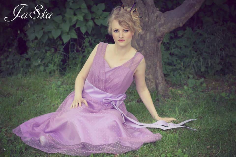 Fotky z líčení (zdroj: Jarka Staňková)
