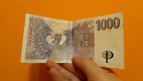 I když dlužíte pouhých 1000 Kč, tak je musíte včas splatit, jinak vám naskočí vysoké úroky (foto: Martin Kirschner)