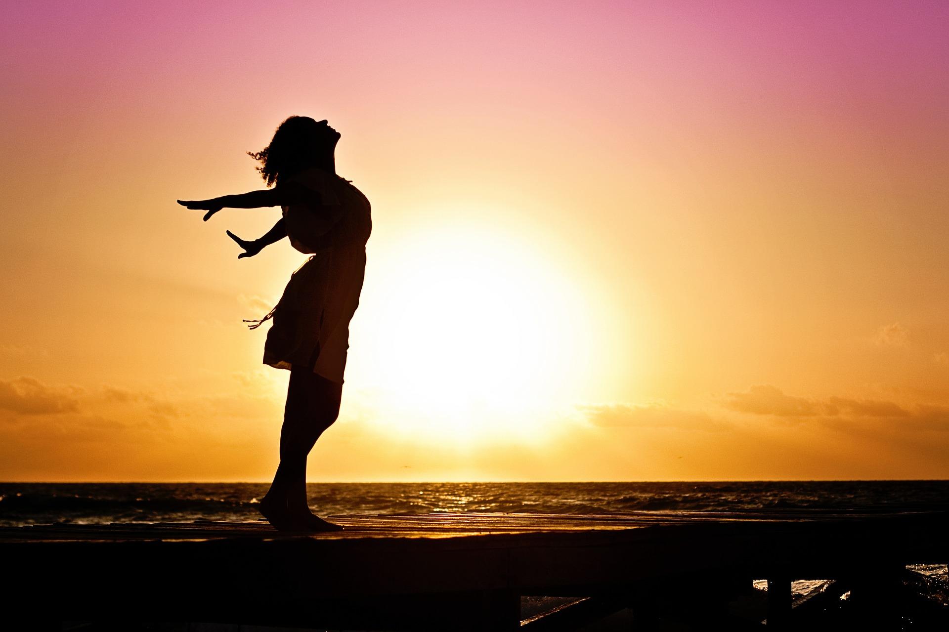 Být sám sebou znamená být svobodný. (Public Domain)