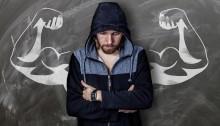 To jestli jste silný, nebo slabý záleží čistě na vaši mysli (Public Domain)