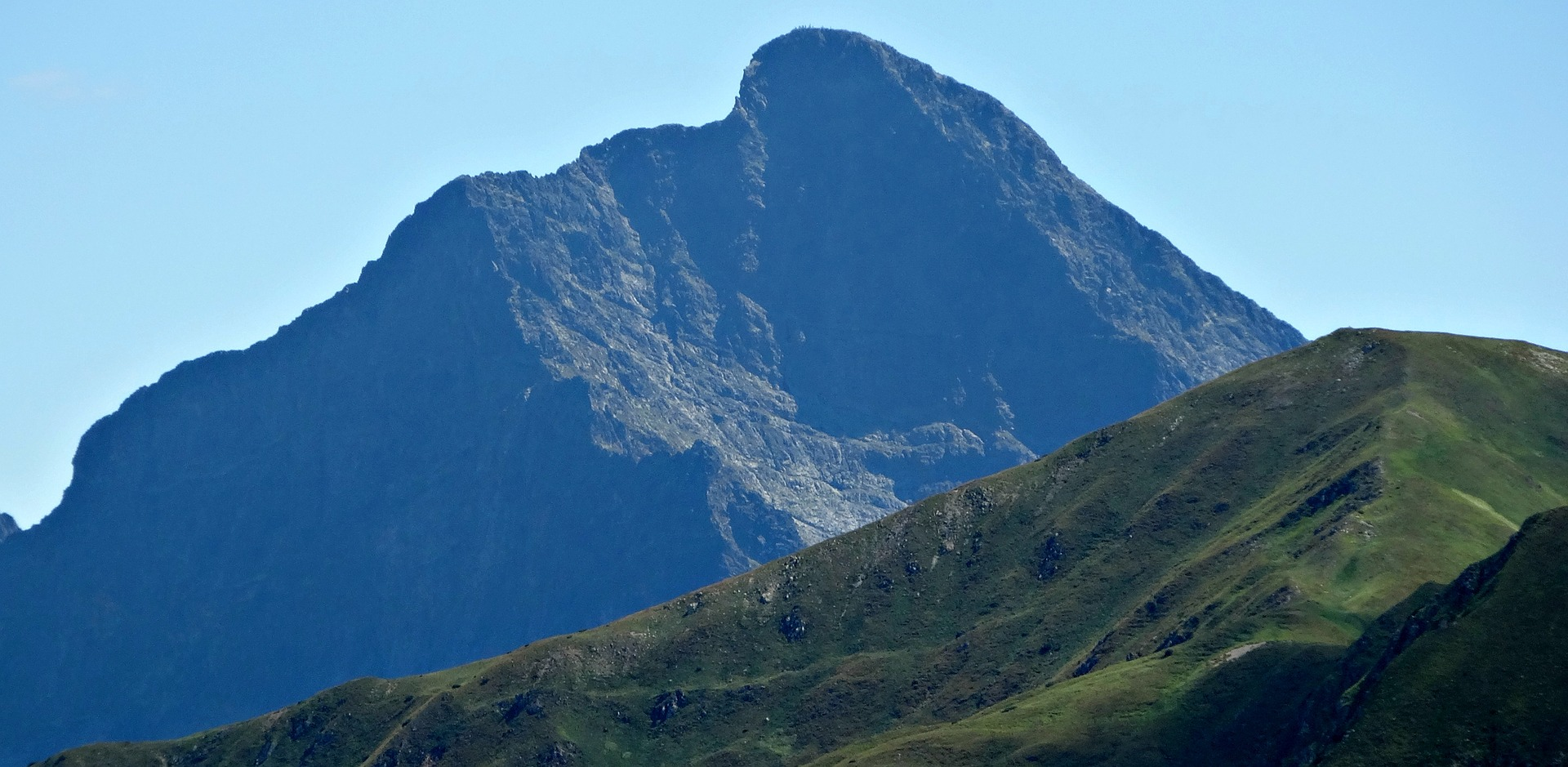 Hora Křiváň (Public Domain)