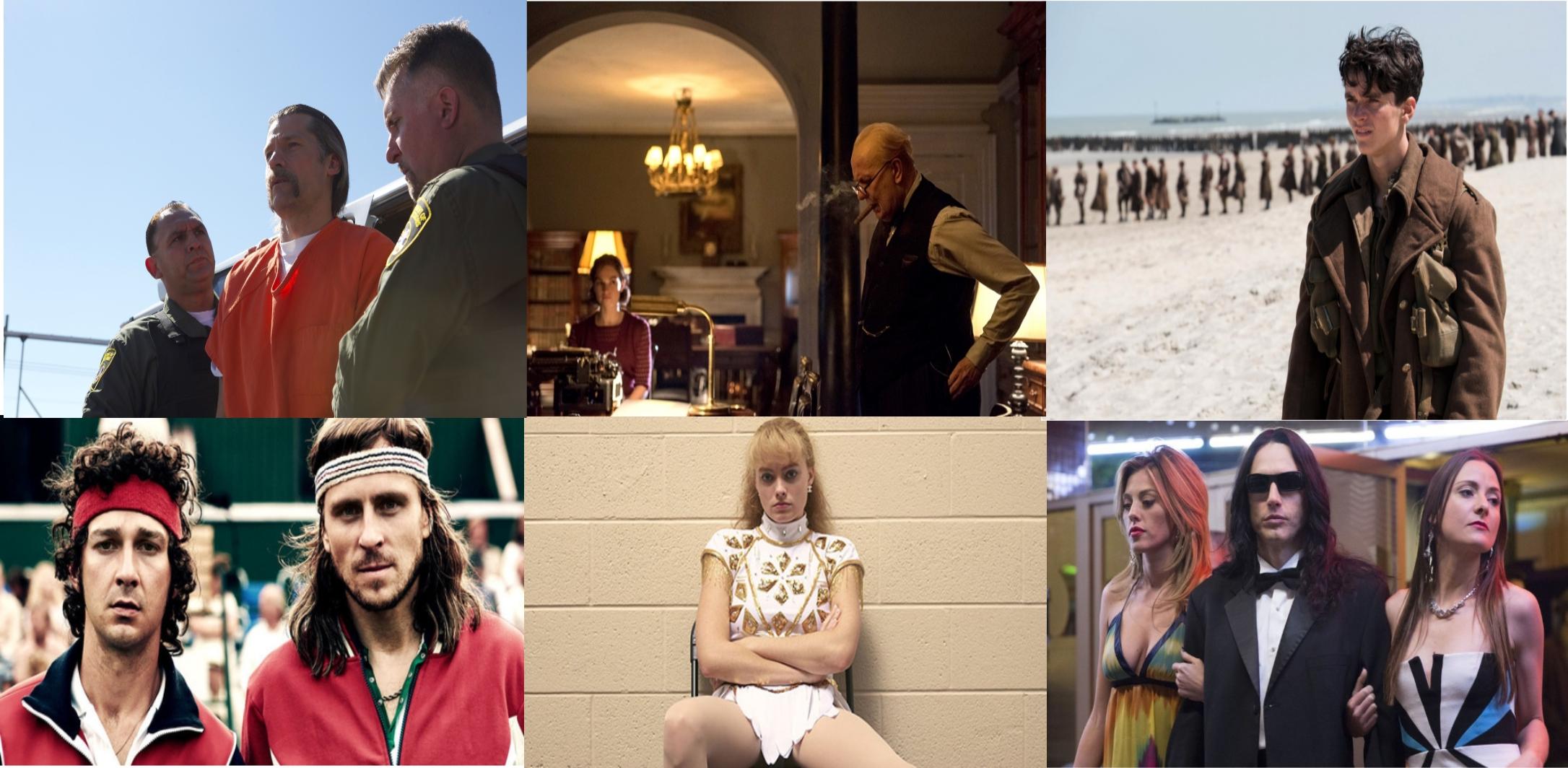 Mé oblíbené filmy za rok 2017