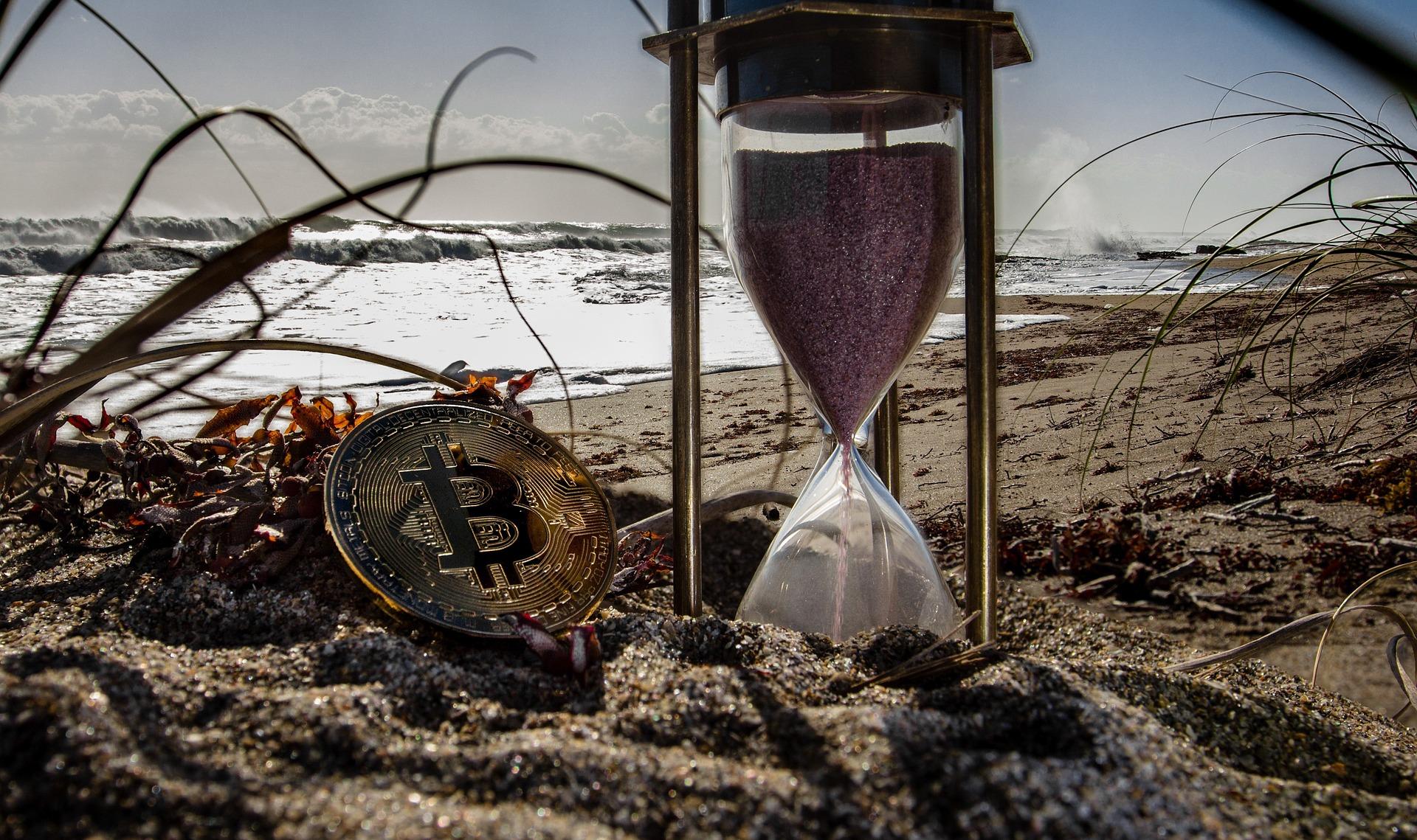 Odpočítává se čas současný kryptoměnám, které by v budoucnosti mohli skončit v propadlišti dějin (Public Domain)